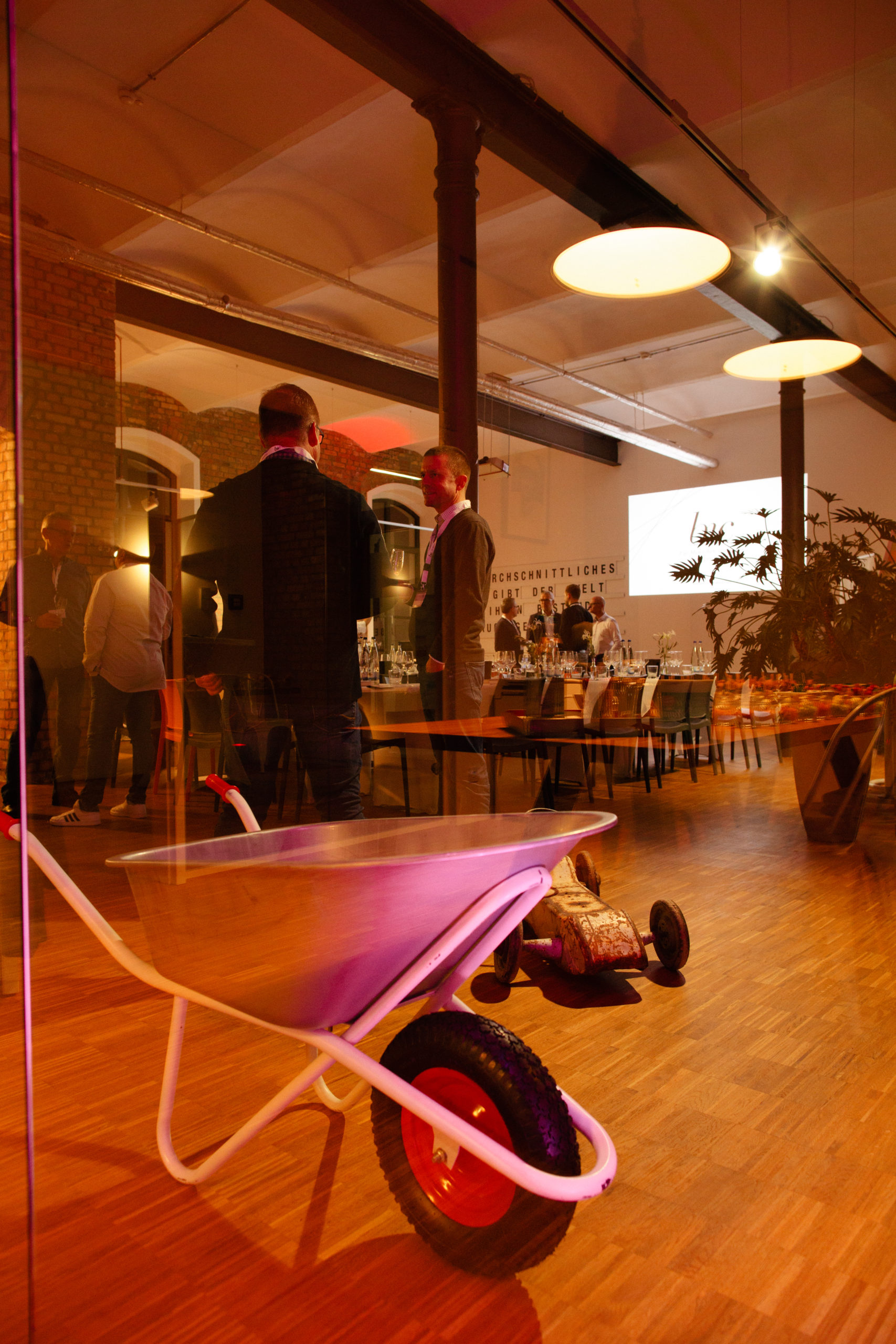 Gastgeber Business Innovators Club